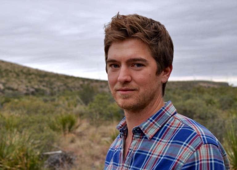 Matt Morton, M.F.A. '14, Chosen as a 2017 National Endowment for the Arts Creative Writing Fellow